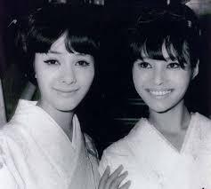 浜美枝 & 若林映子 | 昔 美人, ボンドガール, 絶世の美女