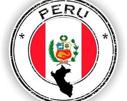Peru Decal Etsy