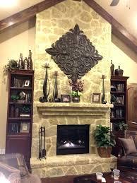 rustic fireplace surround ideas