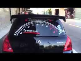 Lol The Tachometer Rear Wiper Matches Engine Revs Autoevolution