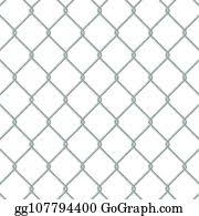 Chain Link Fence Texture Clip Art Royalty Free Gograph