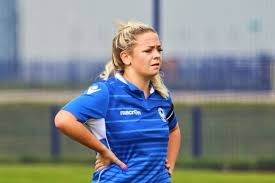 Skipper Abby Williams hits hat-trick in Airbus Ladies' first win ...