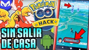 Unico Hack Pokemon GO ANDROID FUNCIONANDO GO FAKE JPS JOYSTICK ...