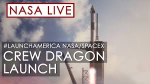 SpaceX Launch Astronauts to Space ...