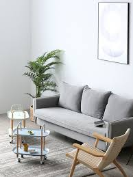 coffee tables nordic trolley sofa