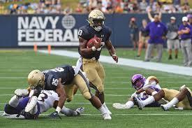 Nelson Smith - Football - Naval Academy Athletics