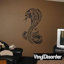 Mighty King Cobra Decal Vinyl Wall Decals Car Decals Vinyl Wall Decals