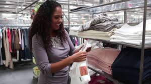 KJLH's Adai Lamar at DLM Off Price Specialists - YouTube