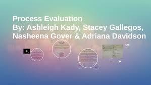 Process Evaluation by Adriana Davidson