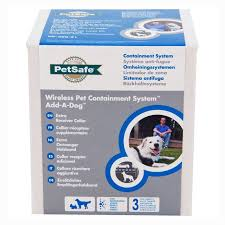 Petsafe Wireless Fence Extra Receiver Collar Equipet