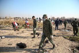 الجيش الإيراني يحدد مصير المسؤول عن كارثة الطائرة الأوكرانية