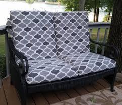 sunbrella cushion cover patio cushion