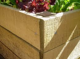 Diy Garden Box How To Make A Wooden Raised Garden Bed