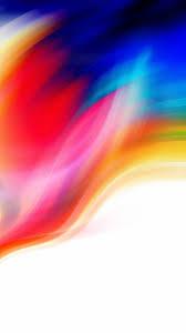 خلفيات لمزيج من الألوان المتناغمة لهاتف Iphone عالم آبل