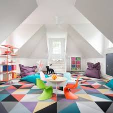 Awesome Carpet Kids Playroom Playroom Furniture Playroom Design Attic Renovation