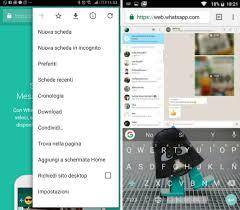 Come usare WhatsApp contemporaneamente su due dispositivi diversi ...