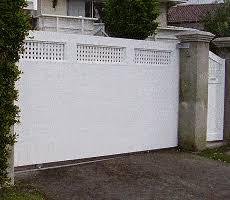 how to make a sliding gate buildeazy