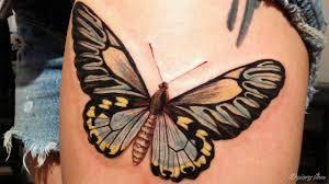 Symbolika Motyli W Sztuce Tatuazu
