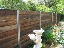 Plano Prairie Garden June 2014 Horizontal Fence Backyard Fences Prairie Garden