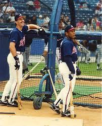 Sid Bream & Terry Pendleton Atlanta Braves LIMITED STOCK 8X10 Photo |  BestSportsPhotos.com
