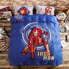 iron man bedding sets twin queen king