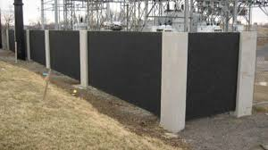 Modular Connections Llc 7 Tall Concrete Fence System Modular Connections Llc
