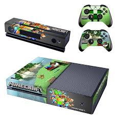 Minecraft Xbox One Skin For Console And Controllers Xbox One Skin Xbox Console Xbox One Console