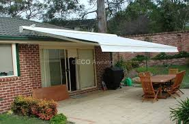 roof mounted awnings folding arm