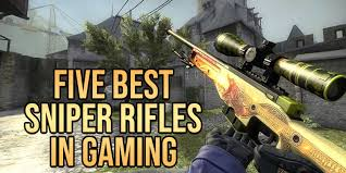 the best 5 sniper s in video games