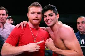 Meet Ryan Garcia, the 22-year-old viral star with rapid hand speed who  trains alongside Canelo Alvarez and is out to prove he's anything but an  Instagram fighter