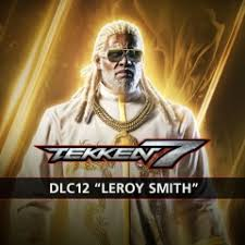 TEKKEN 7 - DLC12: Leroy Smith on PS4 | Official PlayStation™Store ...