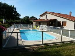 le repaire gite avec piscine chauffée