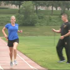 Can News 8's Katelyn Smith pass the Pa. State Trooper test?