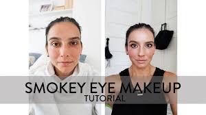 smokey eye makeup tutorial bluebirdkisses