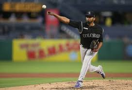German Marquez saved the day for the Rockies, again