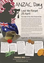 Anzac day australia ...