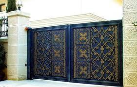 Wrought Iron In Architecture 107 Fences And Railings Interior Design Ideas Ofdesign
