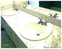 how much is a bathroom sink