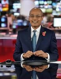 BBC newsreader George Alagiah, 62 ...
