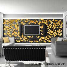Acrylic Mirror Decal Art Mural Wall Stickers Home Decor Diy Room Decoration Buy At A Low Prices On Joom E Commerce Platform