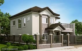 Romualdo Elegant Filipino Expression Of Contemporary House Pinoy House Designs