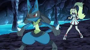 Korrina's Lucario (anime) | Pokémon Wiki
