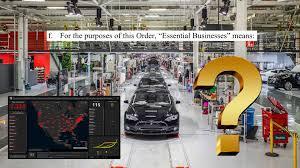 Alameda County Sheriff Says Tesla Can't ...
