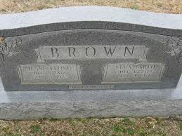 Mary Louella Brown (Smith) (1878 - 1971) - Genealogy