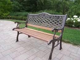 garden furniture i cast iron metal