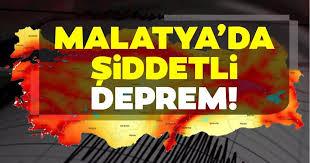 Van | Son Dakika haberi: Malatya'da korkutan şiddetli deprem ...
