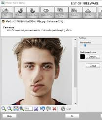 funny photo editor software for windows