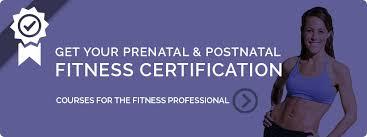 prenatal postnatal exercise specialist