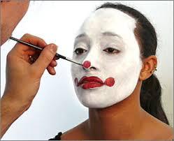 clown makeup tutorial at boston costume