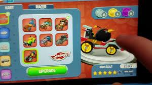 STUNT CARS!NEW IRON BOLT! Angry Birds Go Part 2 - YouTube